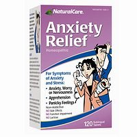Anxiety Relief 120 Tablets - Care 120 Tablets