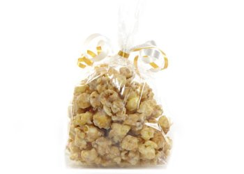White Chocolate Popcorn - Quarter Pound (0.25 Lb Chocolate)