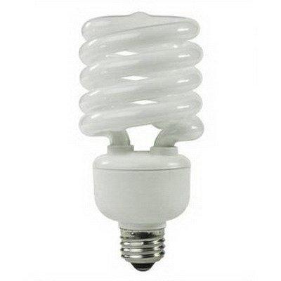 - TCP 42W Long Life High Lumen Warm White Spiral CFL Bulb