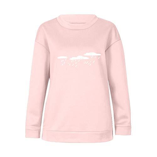Damen Bluse Pullover T-Shirt Pulli Rückenfrei Shirt Kurzarm Hemd Tunika Tops XL