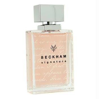 Beckham Signature Story Eau De Toilette Spray for Women, 1.7
