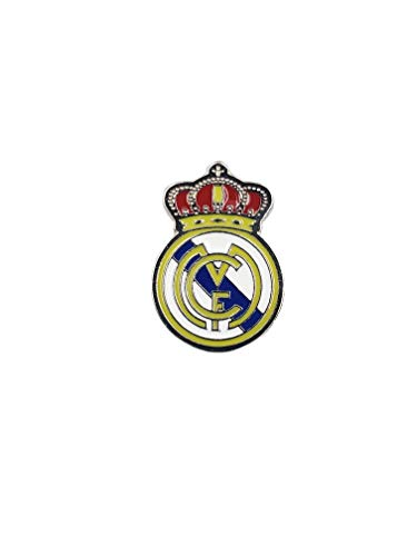 Flags and souvenirs Real Madrid Soccer Fan Pin Spain Football League