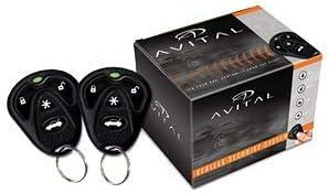Amazon.com: Avital 3100LX Security System (W/O Siren)Amazon.com