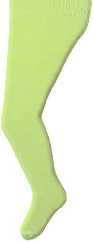 Country Kids Little Girls' Organic Winter Tights, Lime, 1-3 Years for $<!--$11.00-->