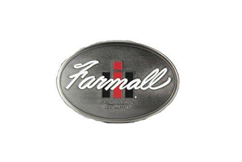 Farmall IH Belt Buckle from Spec Cast