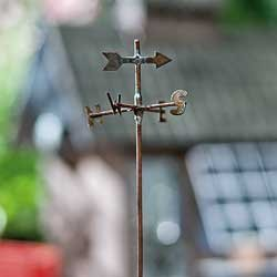Fairy Garden Weathervane Pick Jeremie