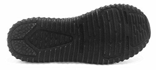 Die athletischen Schuhe der Sammlungs-Jill-Frauen beiläufige Art- und Weisebreathable Maschen-Turnschuhe Schwarz |