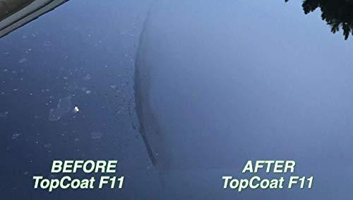 Buy how to apply top coat f11