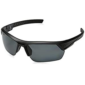 Under Armour Men's Igniter 2.0 Storm WWP/ANSI 8631051-010108 Polarized Sunglasses, Satin Black, 66 mm