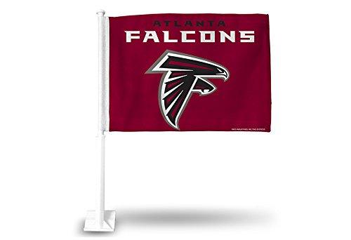 Rico Industries NFL Atlanta Falcons Car Flag