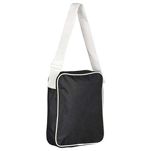 Service Shoulder Bag Retro Expert Black E6q71B