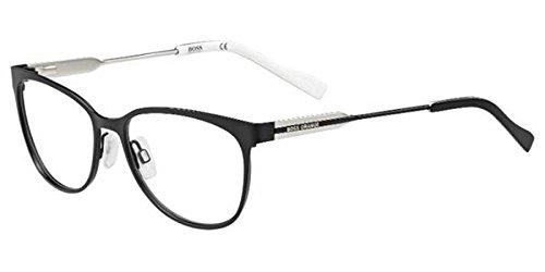 Eyeglasses Hugo Boss Orange Bo 233 092K 00 Black Palladium/Clear Lens