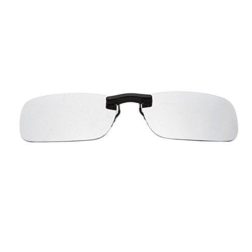 Eyewear Gafas Anti Polarizadas Mujer Turismo Plateado Sol Hombre UV400 Sin Sunglasses Xinvision Marco Portección para Rectangular Conducir Vintage de Reflejante UfwdBFvqF