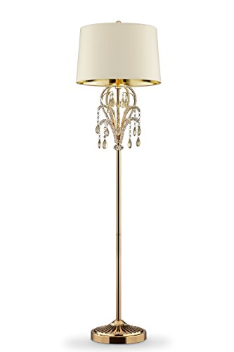 Cheap OK Lighting OK-5151F 62.00 inch H Amoruccio Floor Lamp