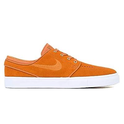 Nike Zoom Stefan Janoski Mens Fashion-Sneakers 333824-887_9.5 - Cinder Orange/Cinder Orange-White