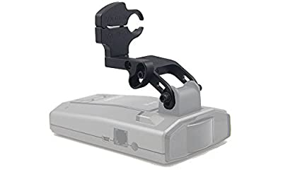 BLENDMOUNT Innovative MOUNTING Solutions BlendMount Porsche Aluminum Radar Detector Mount Escort Max 360c/RedLine EX/Escort iX - Patented Design Made in USA - Looks Factory Installed
