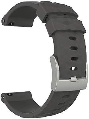 Bearbelly Compatible con Suunto Spartan Sport Wrist HR Baro/Suunto ...