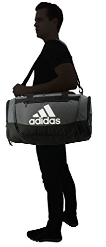 adidas Bag Duffel Black White Onix Defender III ww6CxqR8