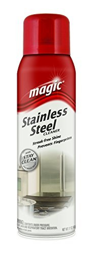 Amazoncom Magic 50333020 Stainless Steel Magic Cleaner 17 Ounce