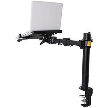 Amazon Com Fleximounts 2 In 1 D1l Desk Laptop Stand