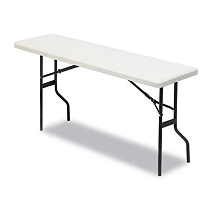ICEBERG 65363 IndestrucTables Too 1200 Series mesa plegable de ...