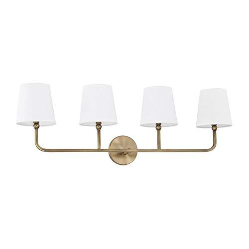 Capital Lighting 119341AD-674 Four Light Vanity