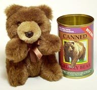 Canned Critter: Grizzly Bear ()