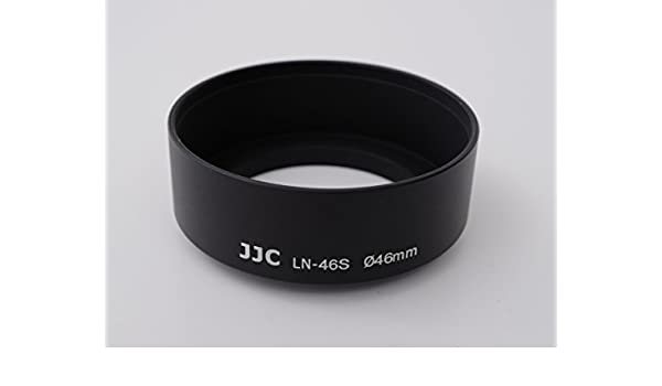 Tapa objetivo frontal 46mm Olympus Zuiko Digital ED 60mm 1:2.8 Macro,