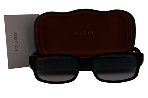 Gucci GG0012O Eyeglasses 54-18-145 Shiny Black 001 GG - Gucci Glasses 2017 New