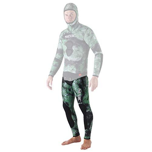 SEAC 3.5mm Anti-Slip Camo Scuba Diving Spearfishing Socks Camouflage