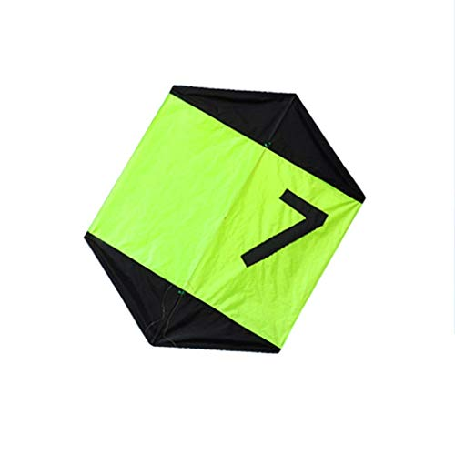 Portable Kites, Park Beginner Large with Reel Kite Baby Breeze Easy to Fly Flying Toy, 124 100CM