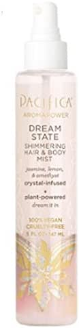 PACIFICA Aromapower Shimmering Hair & Body Mist-Dream State 5oz, pack of 1