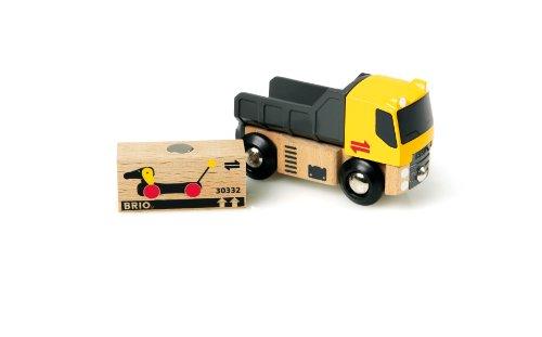 Brio - 33527 - Jeu d'imitation - Camion de Chargements
