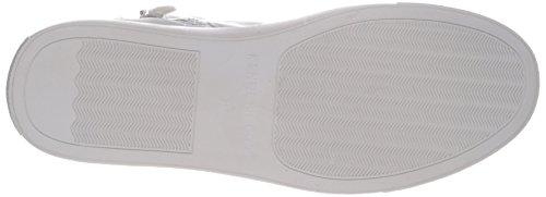 Kenneth Cole Nuove Donne York Sneaker Bianco Moda Kiera