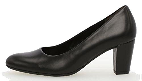 Gabor - Zapatos de vestir para mujer Negro negro