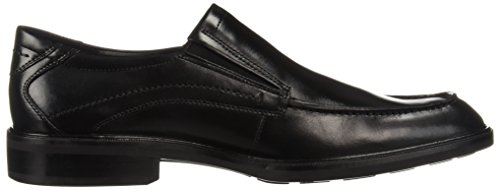 Ecco Uomo Windsor Slip-on Mocassino Nero / Nero
