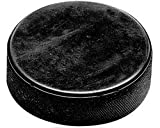 A&R Sports Case of Ice Hockey Practice Pucks, Black - 20 Pack