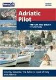 Adriatic Pilot, Trevor Thompson and Dinah Thompson, 0852887000