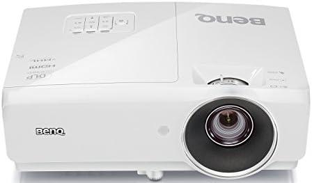 BenQ MH741 - Proyector DLP FullHD 1080P (4000 Lumenes, DLP, Altavoz 10W Incorporado, Zoom 1.3X, autoajuste Vertical y Horizontal)