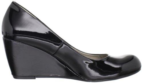CL By Laundry Nima Femmes Noir Chaussures Pompes Pointure EU 38,5