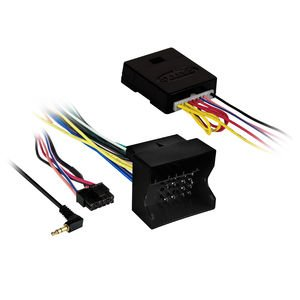 XSVI-9005-NAV Wiring Interface -Allows you to connect a new car stereo in select 2005-11 Mercedes-Benz vehicles - Nav Accessory