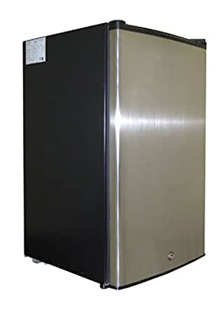 Sunpentown Energy Star 2.8-Cu-Ft Upright Freezer - Stainless