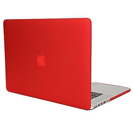 TKOOFN Cubierta Carcasa Funda Proteccion para Macbook Pro 15 Pulgadas con Pantalla Retina Modelo A1398 -PT9303_A