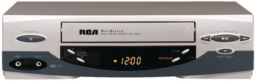 RCA VR546 4-Head VHS VCR