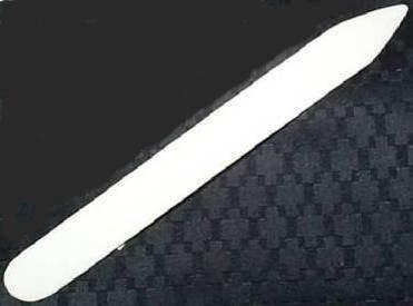 Genuine 8'' Polished Bone Folder from Brodart by