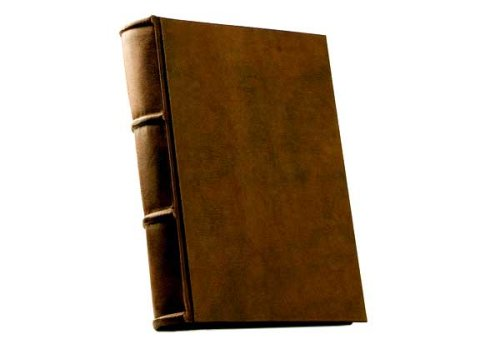 Leather Photo Album, Handmade in Italy - Premium Quality with 60 archival Ivory Colored Pages | Epica by EPICA