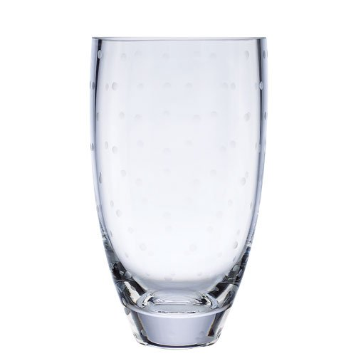 (Kate Spade Pleasant Hill Lead Crystal Bouquet Vase by Lenox)