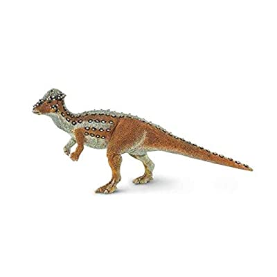 Safari Ltd. - Prehistoric World - Pachycephalosaurus: Toys & Games