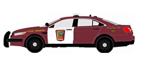 1/43 フォード トーラス インターセプター ミネソタ州警察 (レッド×ホワイト) FR-FDS-109
