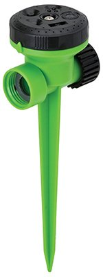 Green Thumb Melnor 267GT Choose It 2-in-1 Stationary Sprinkler - Quantity 4 ()